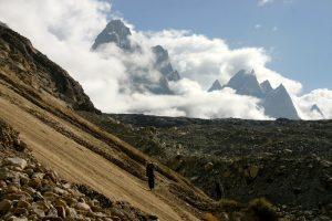 Sortida del camp de Paiyu (3.390 m)