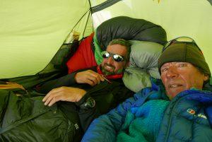 Cadiach i Tunc Findik al camp 3