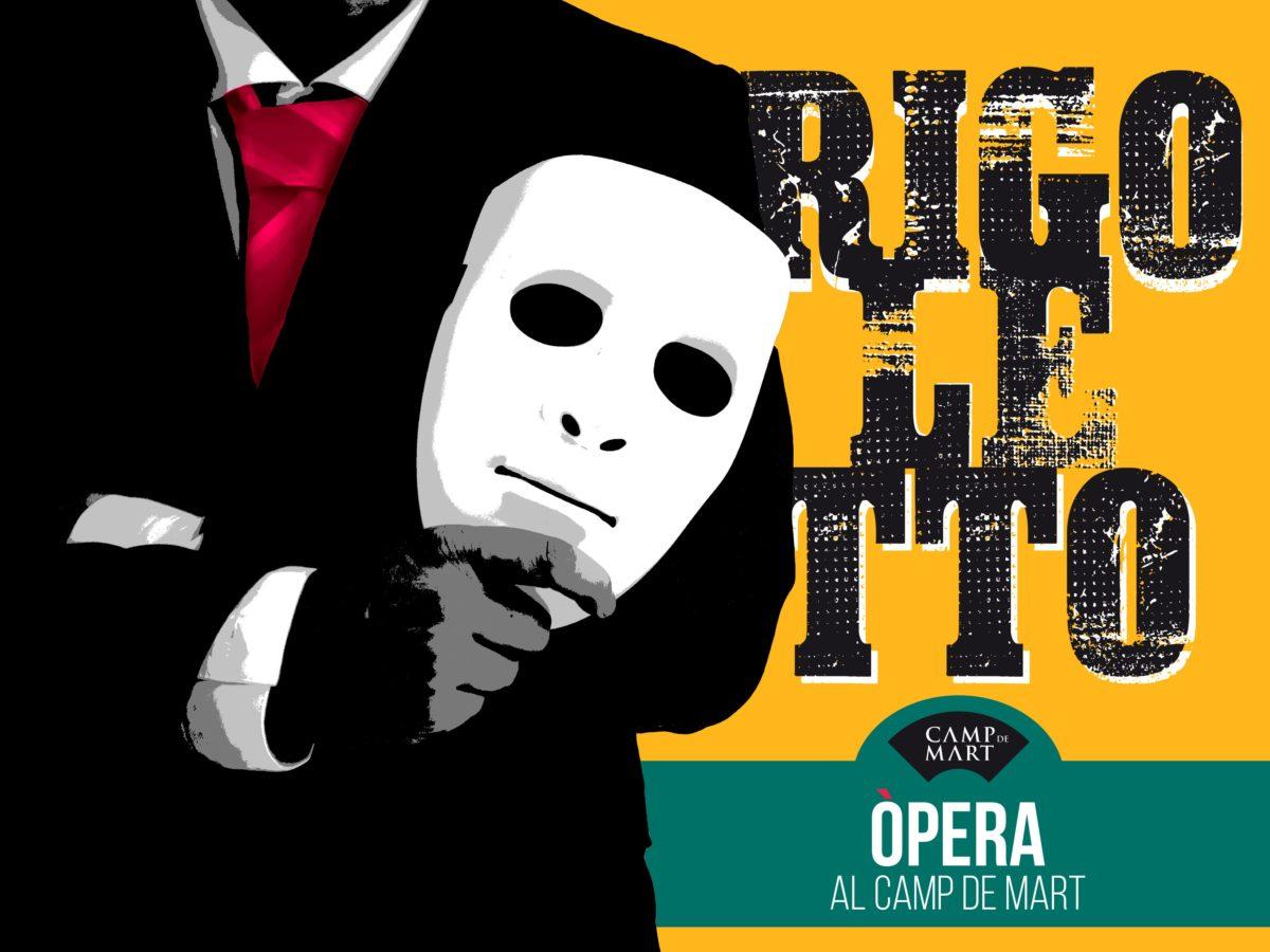 L'òpera Rigoletto arribarà el 9 de juliol a Tarragona