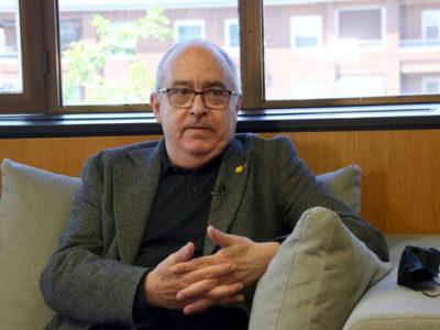 El conseller d'Educació en funcions, Josep Bargalló.