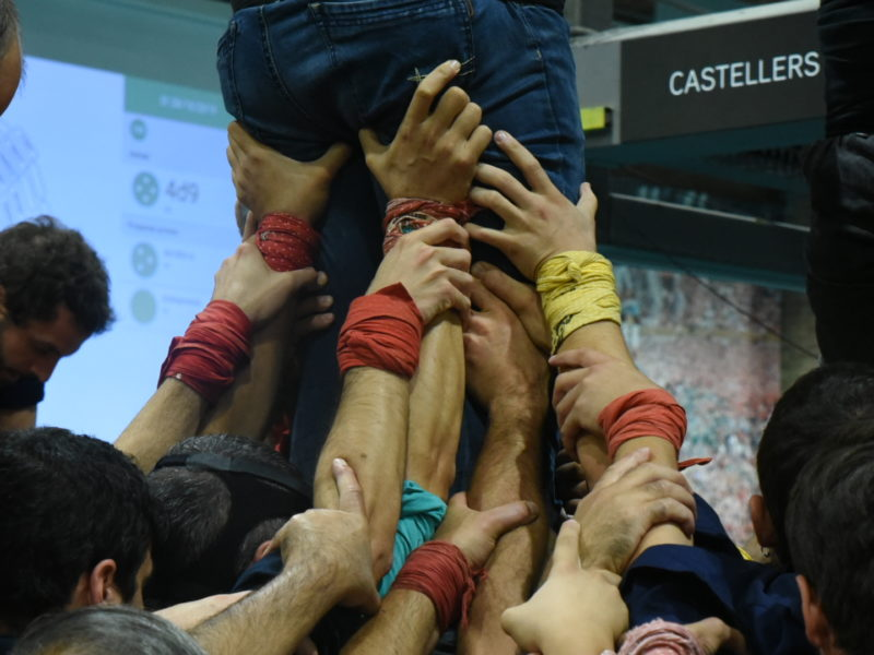 Foto: Castellers de Vilafranca
