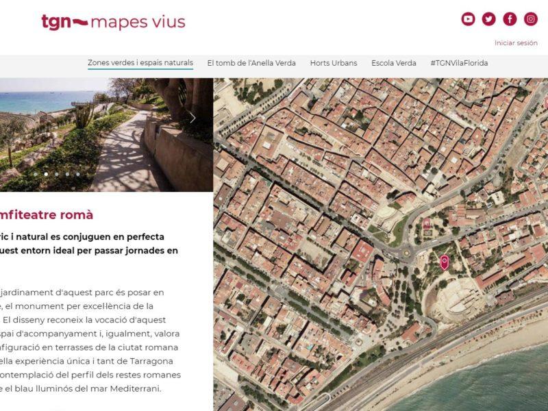 L'story map es pot consultar al web de l'Ajuntament.
