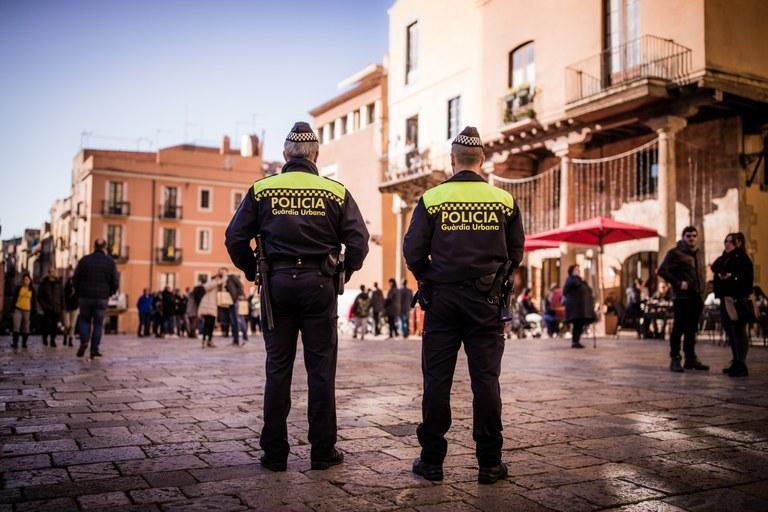 Urbana i Mossos intensifiquen la presència en els punts més sensibles de la festa.