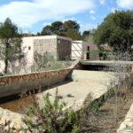 Pla general dels edificis del complex turístic de l'antiga Ciutat de Repòs i de Vacances de Tarragona. Foto: ACN.